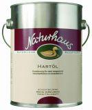 NATURHAUS Hartöl, 2,5 Liter