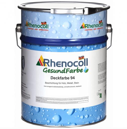 RHENOCOLL Deckfarbe 94 weiß, 2,5 Liter