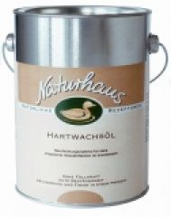 NATURHAUS Hartwachsöl, 750 ml